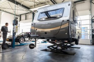 CarXpert van Gurp caravan afdeling
