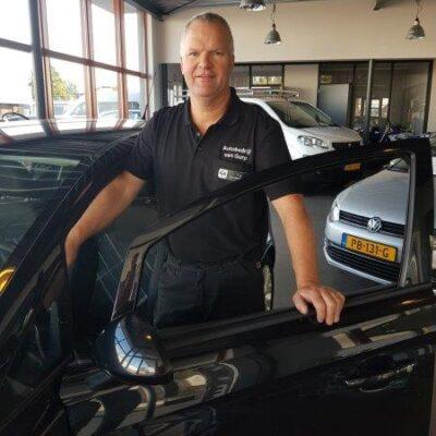 Werknemer Eric van Gurp