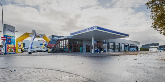 Tankstation CarXpert van Gurp