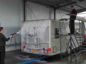 Autobedrijf van Gurp wasstraat